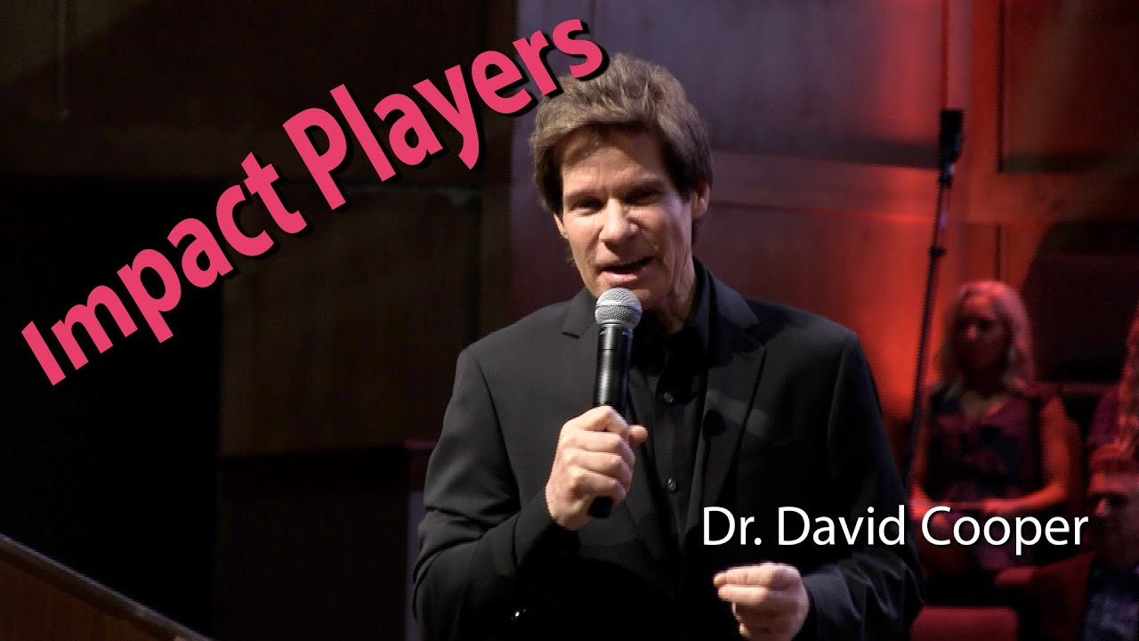 """Impact Players"" – Dr. David Cooper"