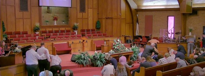"""""""Motivated by Fear and Trembling"""" Pastor D.R. Shortridge Sunday Morning Service – June 27, 2021"""