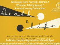 Sunday Evening June 6th