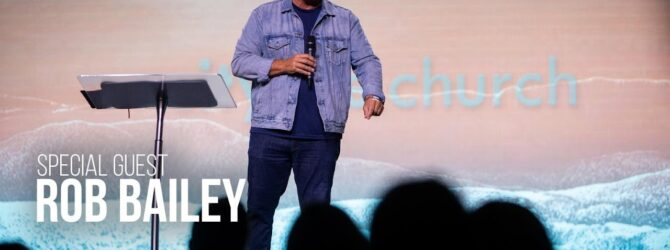 Tearing Down Strongholds | Rob Bailey