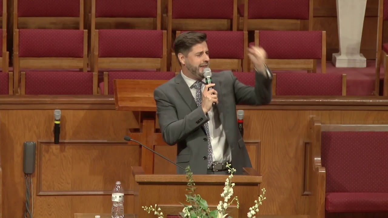 """Yearning for His Returning"" Evangelist Adam Fulghum Wednesday Evening Service – June 9, 2021"