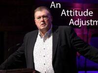 """An Attitude Adjustment"""
