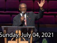 Guest Speaker Avery Johnson, Vice Mayor of Cleveland, TN