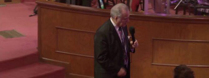 """Let Them Hear"" Pastor D.R. Shortridge Sunday Morning Service – July 25, 2021"