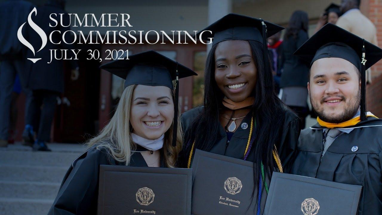 Summer 2021 Commissioning