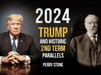 2024 Trump and Historic Second Term Parallels | Perry Stone