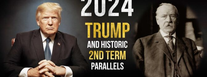 2024 Trump and Historic Second Term Parallels   Perry Stone