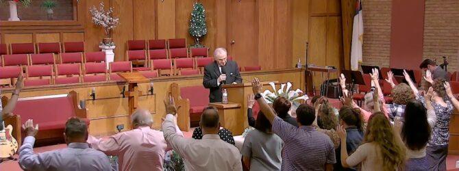 """""""Blinding The Mind"""" Pastor D. R. Shortridge"""