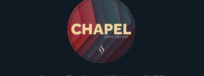 Chapel with Justin Walker