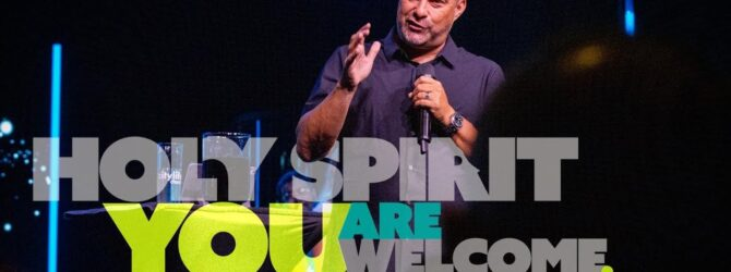 FULL PART 2 | Holy Spirit You Are Welcome