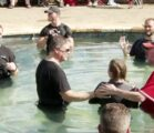 Omega Center International Baptism 2021