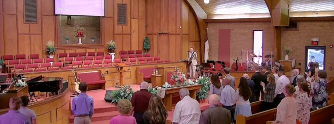 """""""Prerequisites to the Promise"""" Pastor D.R. Shortridge Sunday Morning Service – August 1, 2021"""
