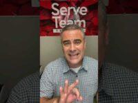 Serve Team Training!