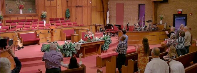 """""""Taking Heed"""" Pastor D.R. Shortridge Wednesday Evening Service – August 11, 2021"""