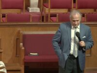 """""""Grab Your Hammer"""" Paster D.R Shortridge Wednesday Evening Service 09/15/21"""