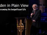 Guest Speaker – Rev. Martin Taylor