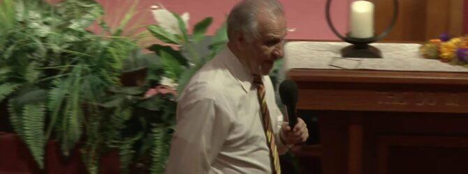 HolyGhost Service Paster D.R Shortridge Sunday Evening Service 09/19/21