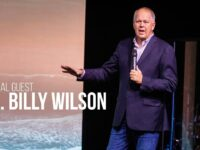 MARKED | Dr.  Billy Wilson