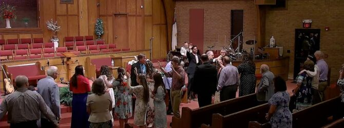 """My God"" Pastor D. R. Shortridge Sunday Evening Service 09/05/21"