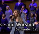 Praise and Worship – September 12, 2021