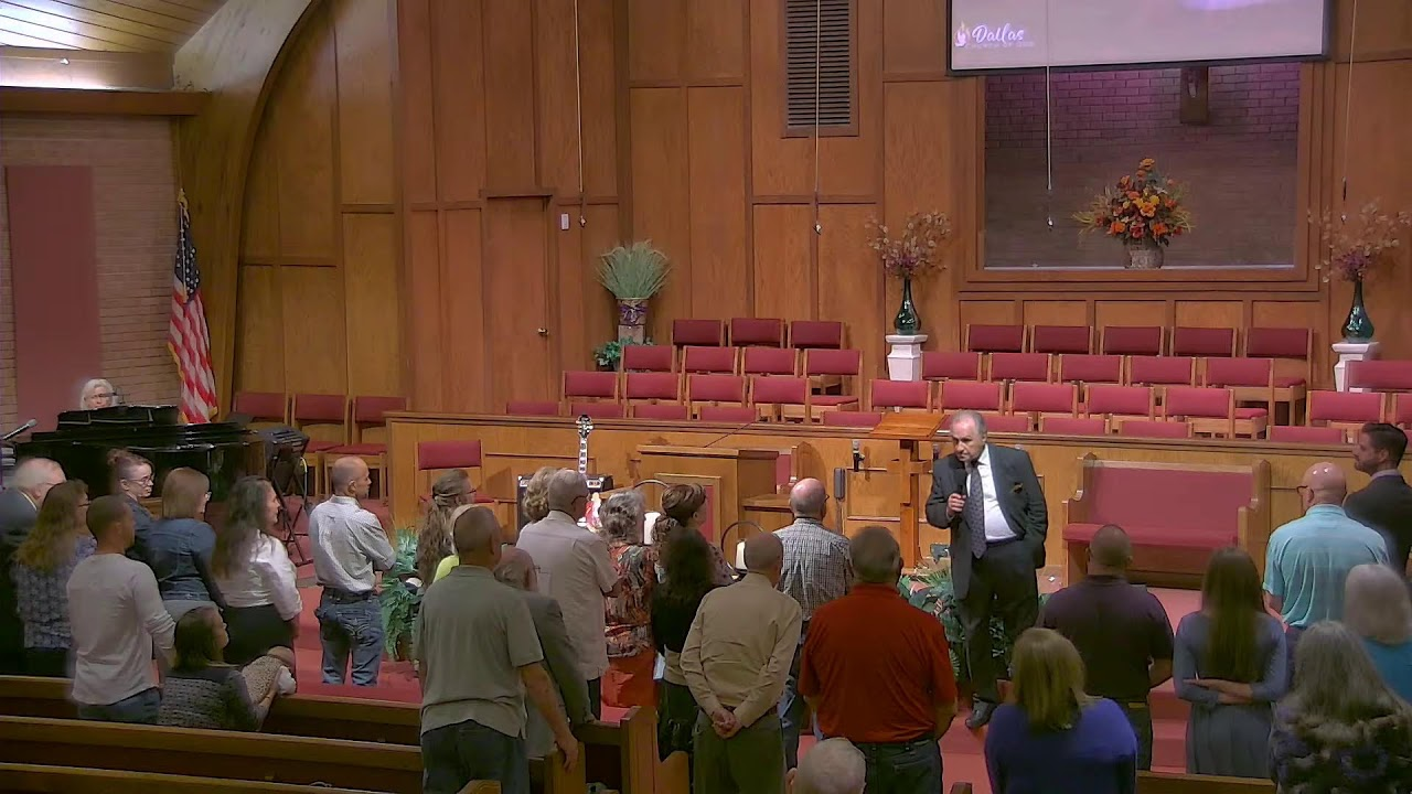 """Revival In The Church"" Pastor D.R Shortridge"